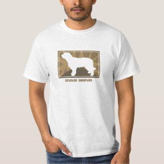 Earthy Catalan Sheepdog T-Shirt