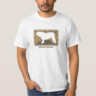 Earthy English Bulldog TShirt
