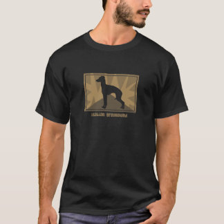Earthy Italian Greyhound T-Shirt