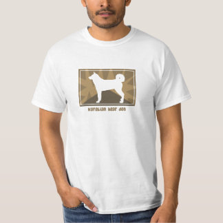 Earthy Karelian Bear Dog T-Shirt