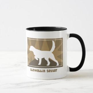 Earthy Llewellin Setter Mug