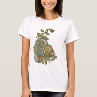 Earthy Paisley T-Shirt