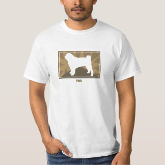 Earthy Pug T-Shirt