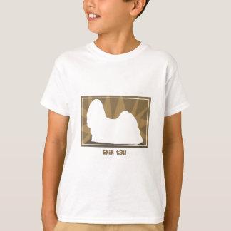 Earthy Shih Tzu Child's TShirt