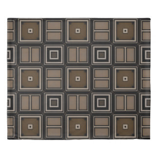 Earthy Taupe Duvet by Julie Everhart