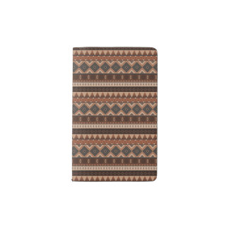 Earthy Tribal Moleskine Notebook Cover