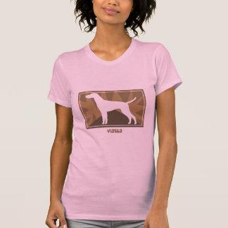 Earthy Vizsla T-Shirt
