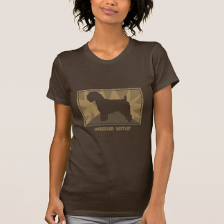 Earthy Wheaten Terrier T-Shirt