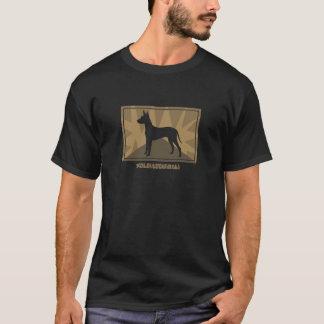Earthy Xoloitzcuintli T-Shirt