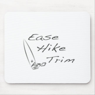 Ease Hike Trim Mouse Pad