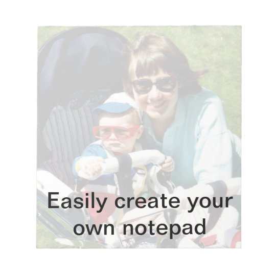 Easily Create Your Own Notepad - DIY