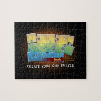Easily Create Your Own Puzzle with Your Photo