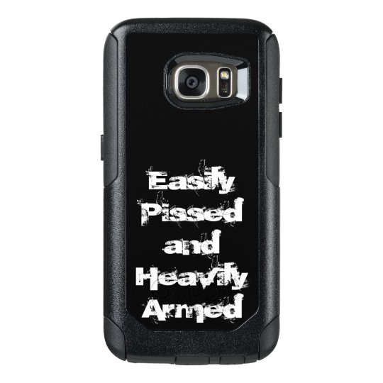 Easily Pissed OtterBox Samsung Galaxy S7 Case
