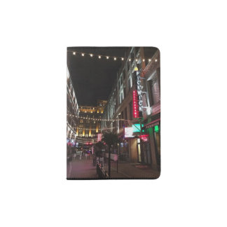 East 4th Street, Cleveland, Ohio Passport Cover
