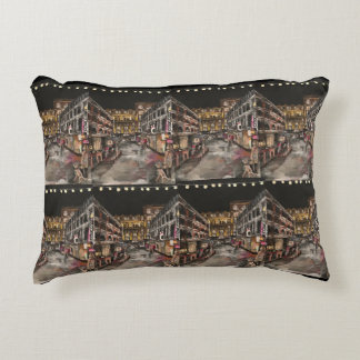 """East 4th Street Moment"" Cleveland, Pillow"