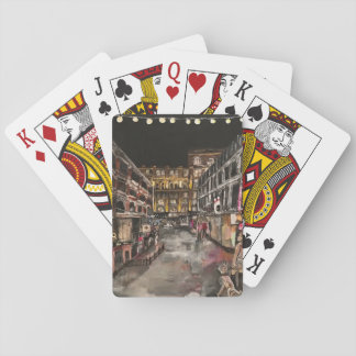 """East 4th Street Moment"" Cleveland, Playing Cards"