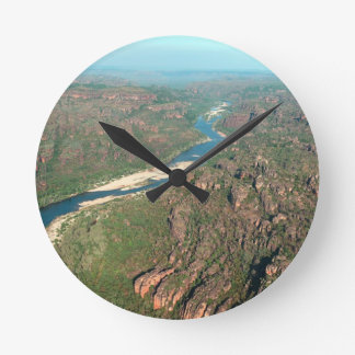 East Alligator River Kakadu National Park Clocks