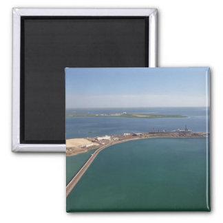East Arm Port, Darwin Harbour Magnet
