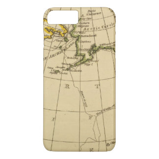 East Asia, West North America iPhone 7 Plus Case