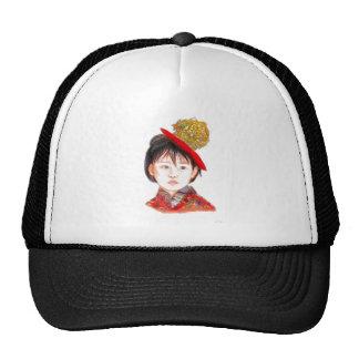 East Asian Child Trucker Hat