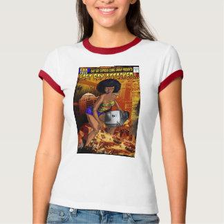 East Bay Express Comic Tshirt