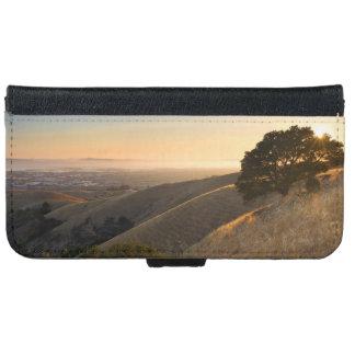 East Bay Hills in Summer iPhone 6 Wallet Case