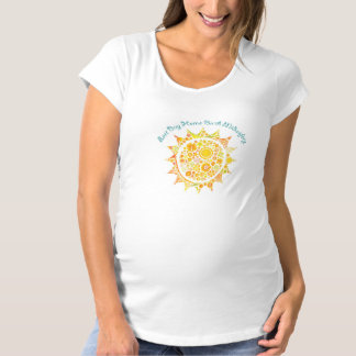 East Bay Home Birth Midwifery Maternity T-Shirt