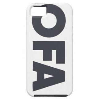East Bay OFA logo iphone 5/5S phone case