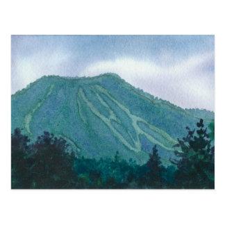 East Burke Vermont, Burke Mountain Postcard