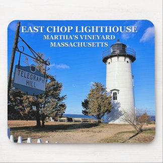 East Chop Lighthouse, Massachusetts Mousepad