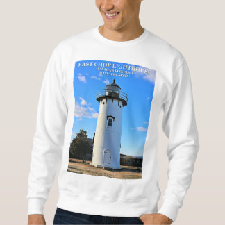 East Chop Lighthouse, Massachusetts Sweatshirt