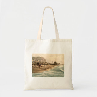 East Cliff, Hastings, Sussex, England Tote Bag