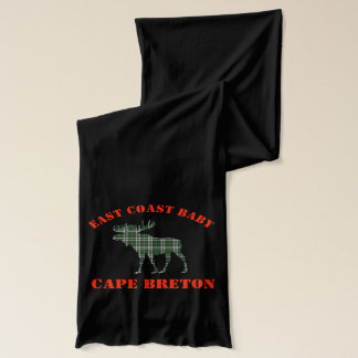 East Coast Baby Cape Breton scarf