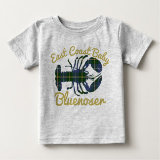 East Coast Baby Lobster Nova Scotia  bluenoser Baby T-Shirt