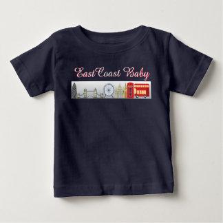 East Coast Baby London uk shirt