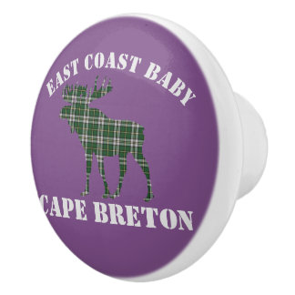 East Coast Baby moose  Cape Breton   drawer pull