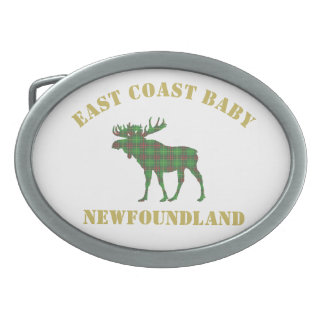 East Coast Baby Newfoundland belt buckle