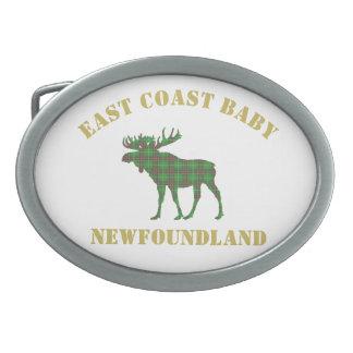 East Coast Baby Newfoundland belt buckle