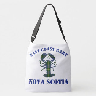 East Coast Baby Nova Scotia Lobster tartan Bag