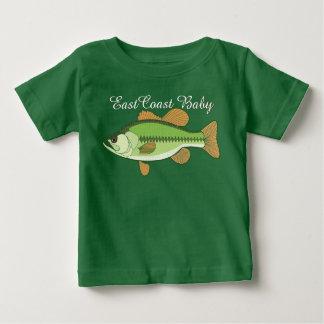 East Coast Baby sea bass fish Baby T-Shirt
