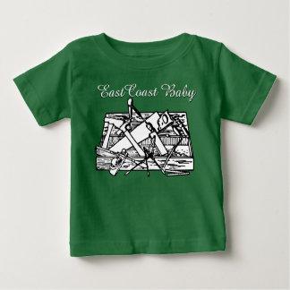 East Coast Baby tool box wood working shirt