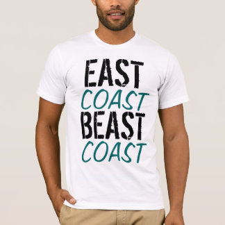 East Coast Beast Coast T-Shirt
