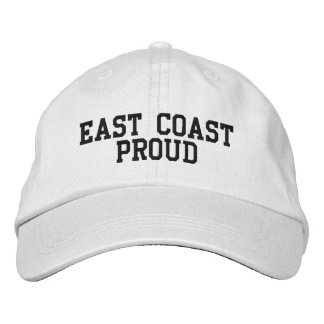 East Coast Proud Hat Embroidered Hat