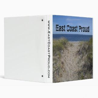 East Coast Proud Sand Dunes Binder