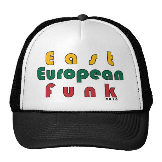 East European Funk Trucker Hat