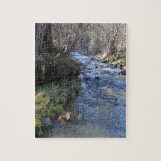 East Fork, Hayfork Creek... Jigsaw Puzzle