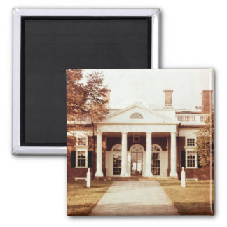 East Front of Monticello Magnet