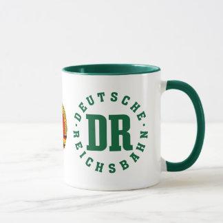 East German Railroad- Deutsche Reichsbahn Mug