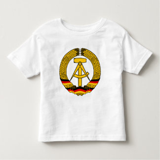 East Germany Coat of Arms / Deutschland State Seal Toddler T-shirt