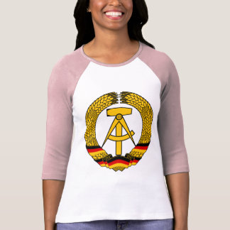 East Germany Coat of Arms / Deutschland State Seal T Shirt